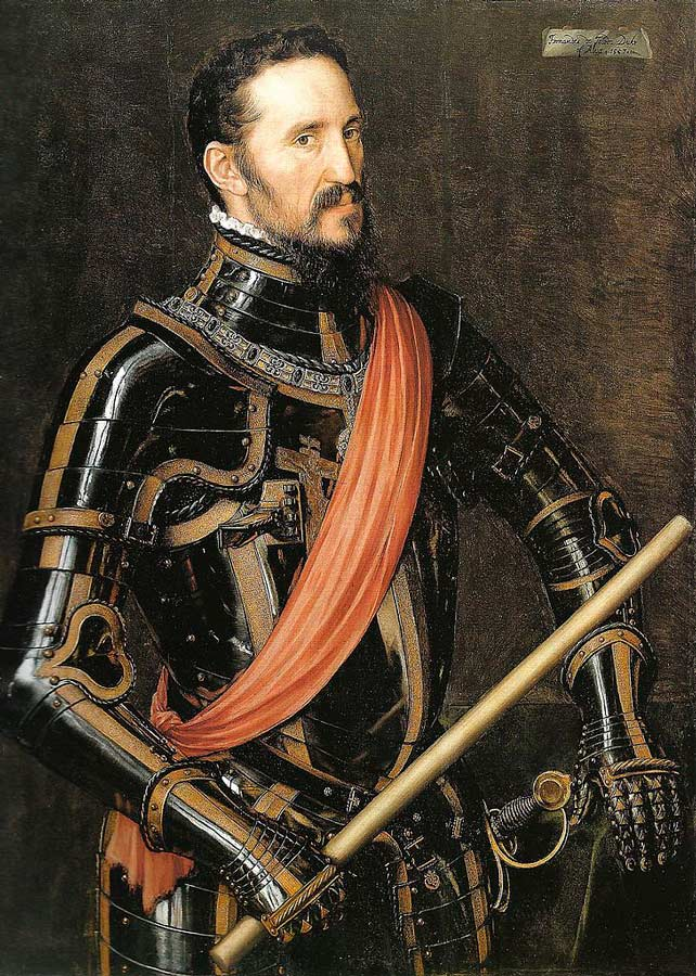 Доклад о герцоге альба 8889