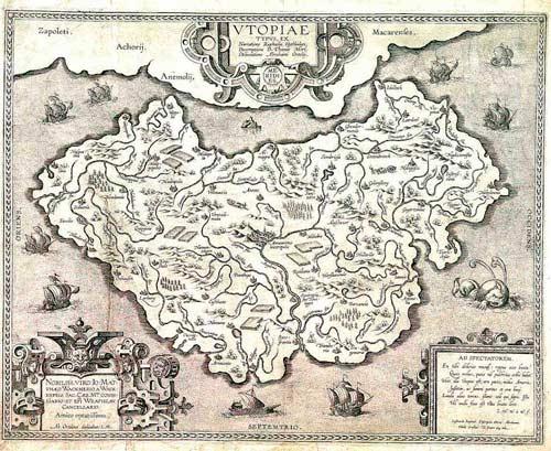 Остров Утопия