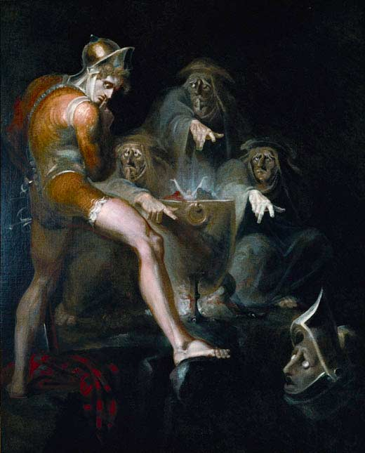 the role of the witches in william shakespeares tragedy macbeth How does shakespeare play with gender roles in macbeth home cliff's notes subjects how in which play did william shakespeare state that misery loves.
