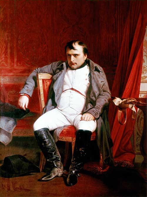 Наполеон Бонапарт биография Русская историческая библиотека Отречение Наполеона