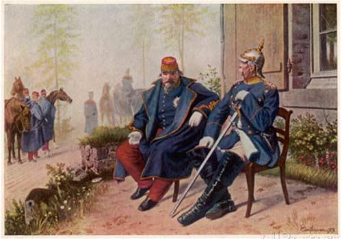 Франко прусская война доклад кратко 987