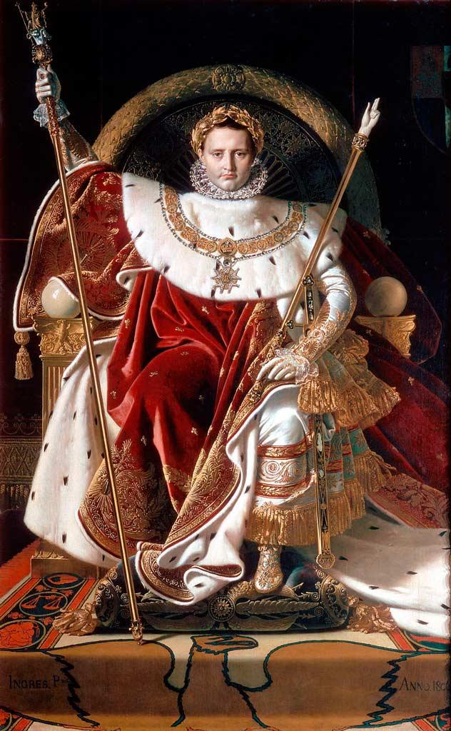 Наполеон Бонапарт биография Русская историческая библиотека Наполеон на императорском троне