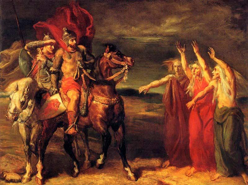 Леди макбет шекспир краткое содержание википедия