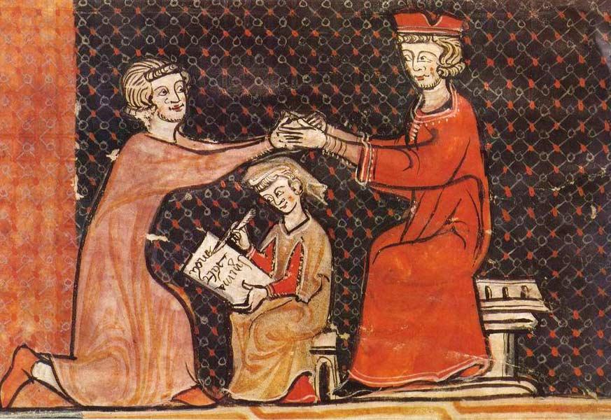 Реферат на тему сеньоры и вассалы 4135